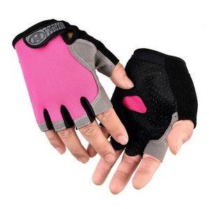 Natural Latex Rubber Five-Gloves Waterproof Gentleman Gloves