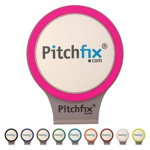 PitchFix Magnetic Ball Marker Hat Clip