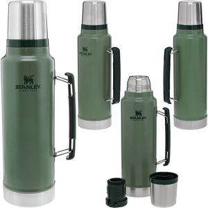 Legendary Vacuum Insulated Bottle 2.5qt Hammertone Green Stanley Classic 2.5 qt